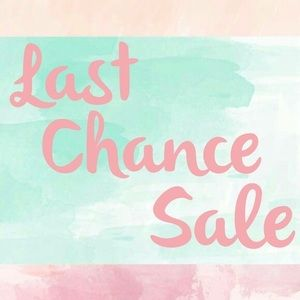 LAST DAY TO BUY FROM ME // EVERYTHING MUST GO